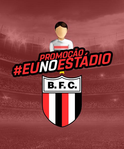 #EUNOESTADIO | BOTAFOGO FC