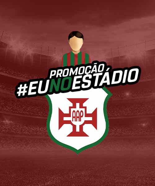 #EUNOESTADIO | PORTUGUESA SANTISTA